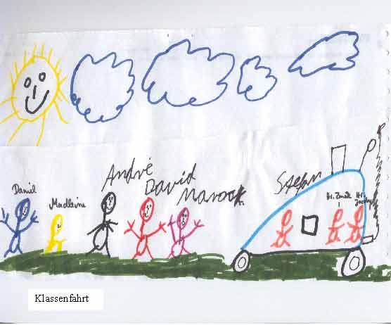 Klassenfahrt Förderschule Belzig